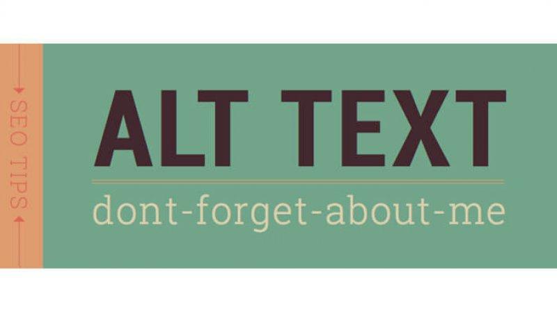 Image ALT Text Detection